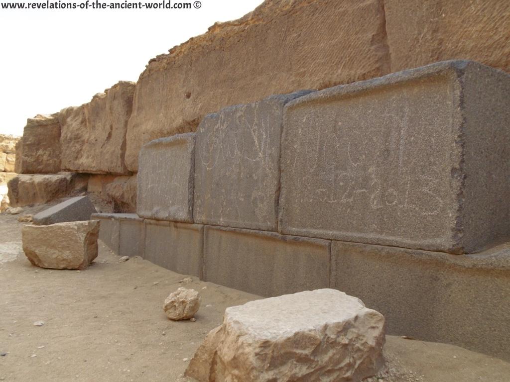 Giza megaliths