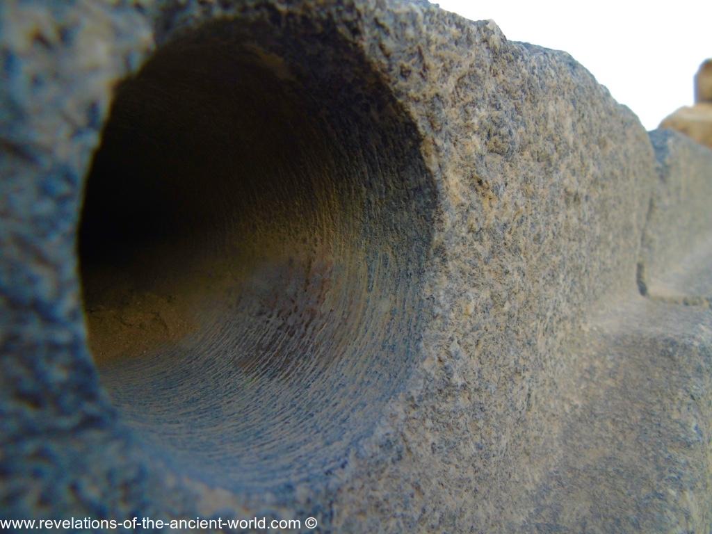 Granite hole 2