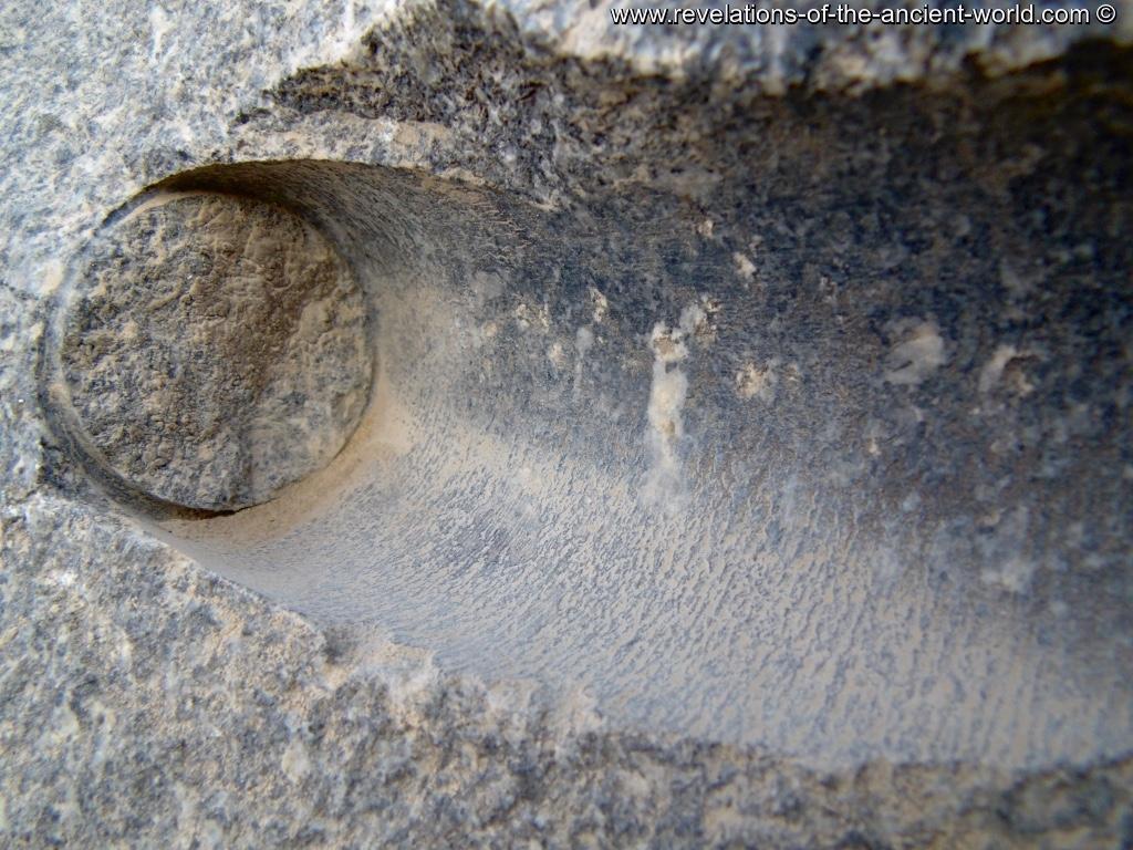 Granite hole 3