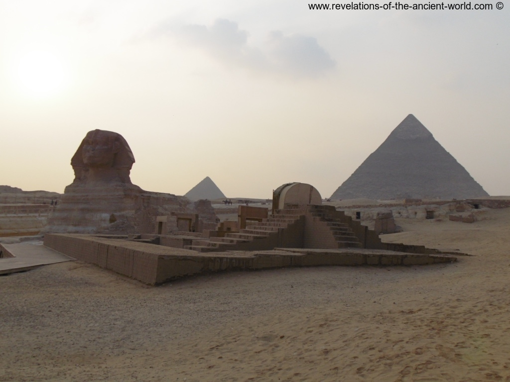Sphinx + Giza view