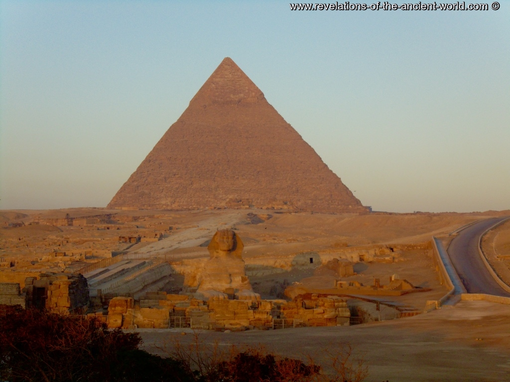 Sunrise giza