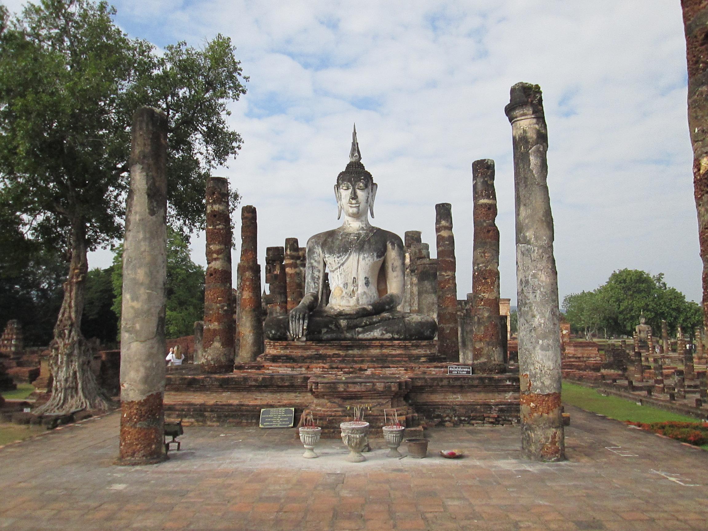 Wat_mahathat_sukhothai