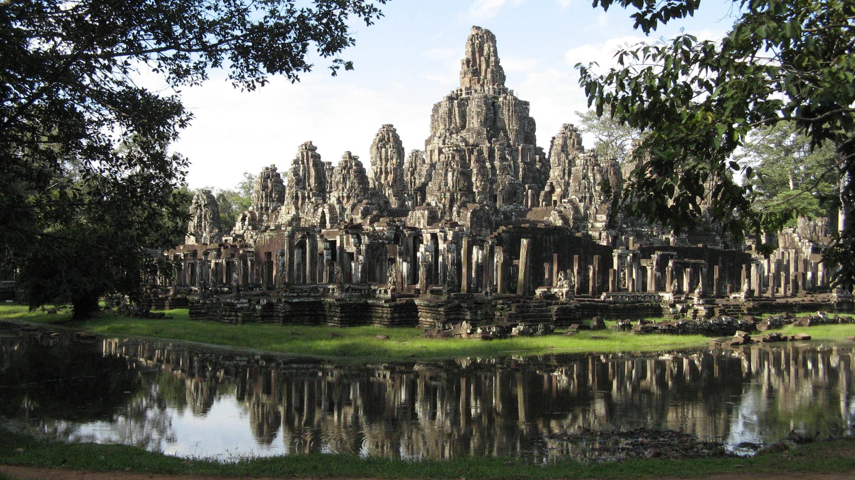 Angkor-Thom-Siem Reap