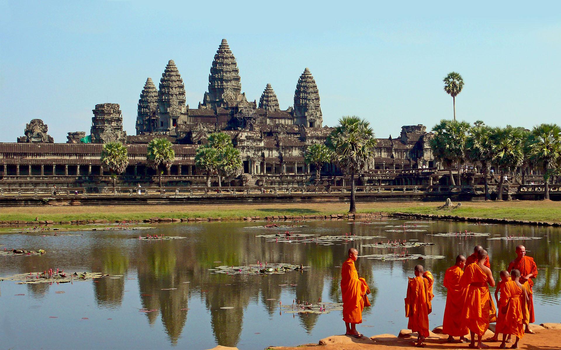 Angkor-bezienswaardigheden