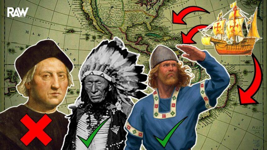 Christophe Colomb n'a PAS Découvert l'Amérique